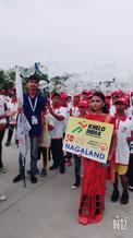 Special Olympics, Gujarat, July 2018. pic 2