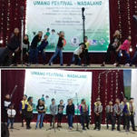 Participating schools with their performances during Umang Festival