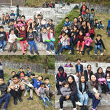 2. Students & staff enjoying together at Kisama ground during school picnic on Nov 1st 2018.