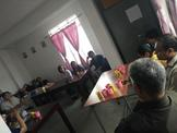 Key teachers Ms. Adaphro Pfozhe and Ms. Visienuo Chusi conducted training session on 'Inclusive Day' at Cherry Blossoms School, Kohima.