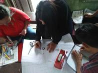 Activity on Lesson plan (Making TLM)